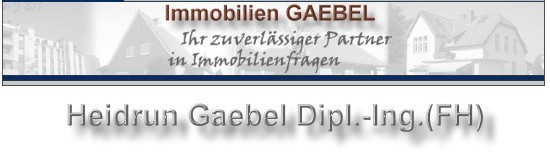 Immobilien Gaebel